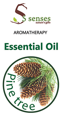 5 senses Spa Products - Pinetree Essential Oil-20ml