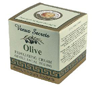 Olive Oil Products - Olive Exfoliating Facial Cream