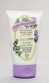 Olive Oil Products - Olive Oil Foot Cream