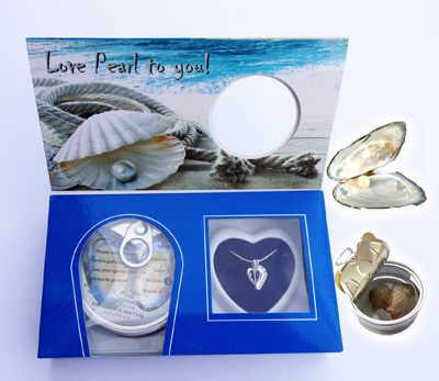 Love Pearl - Love Pearl Necklace