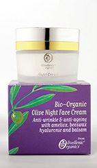 Olive Night Cream