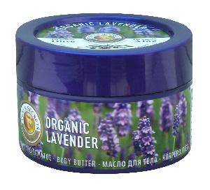 Organic Olive Oil and Lavender Body Butter