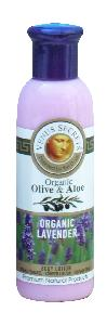 Olive Oil Products - Organic Olive and Lavender Body Lotion 100ml