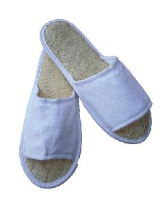 Loofah Slippers Large