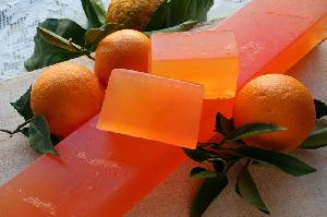 Orange Soap-1pc