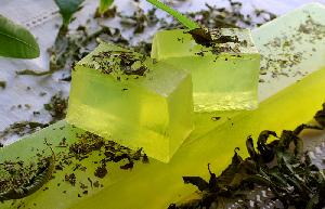 Natural Soaps - Lemon verbena Soap-whole bar-11 pcs (1kg)