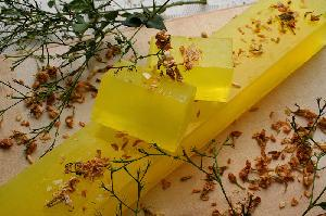 Natural Soaps - Jasmin Soap-whole bar-11 pcs (1kg)