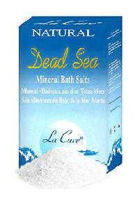 Natural Bath Salt 250gr