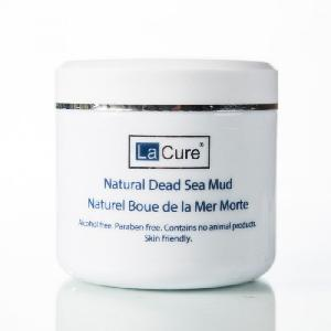 La Cure Dead Sea - Natural Black Mud 800gr