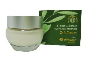Olive Oil Products - Olive Antiwrinkle-Regenerating and Moistirizing 24h Cream