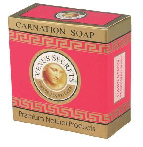 Olive Oil Products - Carnation Perfumed Soap