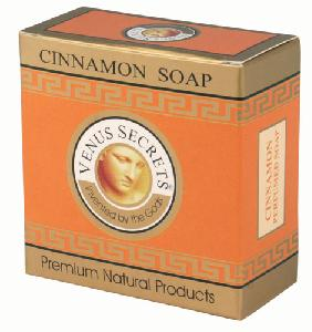 Olive Oil Products - Cinnamon Perfumed Soap