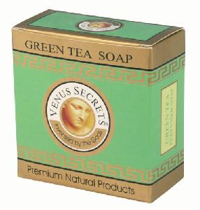 Olive Oil Products - Green Tea Perfumed Soap
