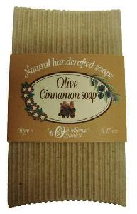 Olive Oil Products - Olive and Cinnamon Soap