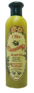 Olive Oil Products - Revitalizing Olive Oil Shower Gel