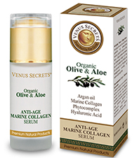 Olive Oil Products - Anti-Age / Marine Collagen Serum