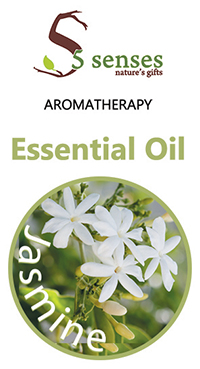 5 senses Spa Products - Jasmine Essential Oil-10ml