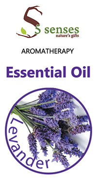 5 senses Spa Products - Lavender Essential Oil-10ml