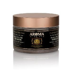 AROMA Dead Sea - Mud & Olive Oil Hair Mask