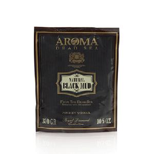 AROMA Dead Sea - Dead Sea Natural Black Mud