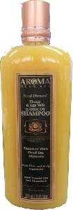 AROMA Dead Sea - Honey, egg yolk,olive oil Hair Shampoo