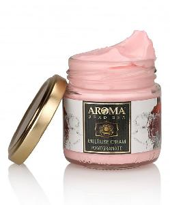 AROMA Dead Sea -  	 Multiuse Moisturizer Pomegranate