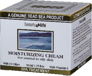 Beauty Life Dead Sea - Moisturizer Face cream for normal skin Mineral