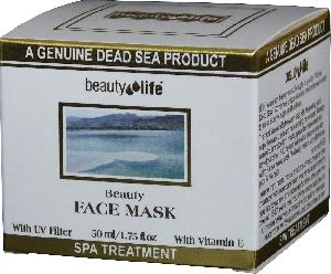 Beauty Life Dead Sea - Beauty face mask mineral for all skin types