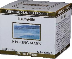 Beauty Life Dead Sea - Peeling mask mineral for all skin types