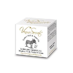 Donkey Milk Cosmetics - Donkey Milk 24 hours/Moisture Face Cream