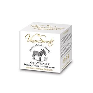 Donkey Milk Cosmetics - Donkey Milk Anti-wrinkle Face Cream