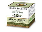 Olive Oil Products - AHA Restoring Facial Cream
