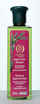 Olive Oil Products - Olive Oil Shampoo for dry hair